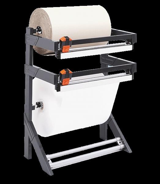 Maschine für Rollwellenpappe