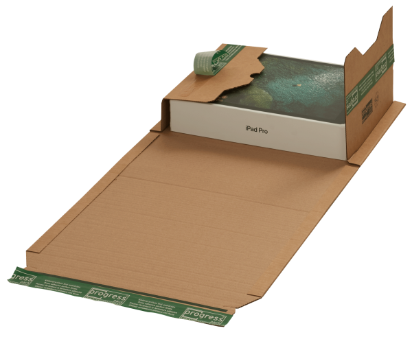 Universalversandverpackung mit Extra Safe Verschluss