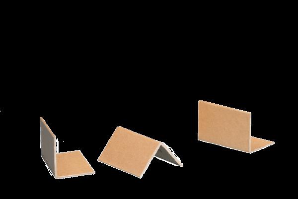 Kantenschutzwinkel Vollpappe