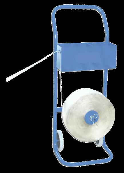Abrollwagen für Polyester-/Textilband