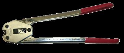 Verschlusszange für PP-Umreifungsbänder