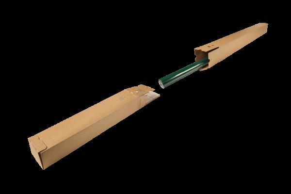 Versandhülse quadratisch teleskopierbar
