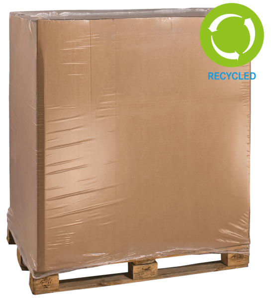 Palettenschrumpfhauben EcoPlus SR mit Regenerat