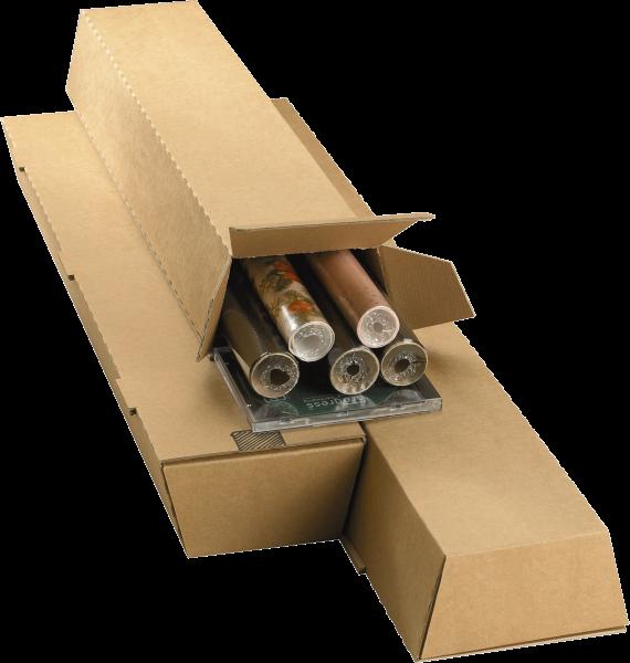 """Trapez-Versandverpackung """"L-Premium Extra"""""""