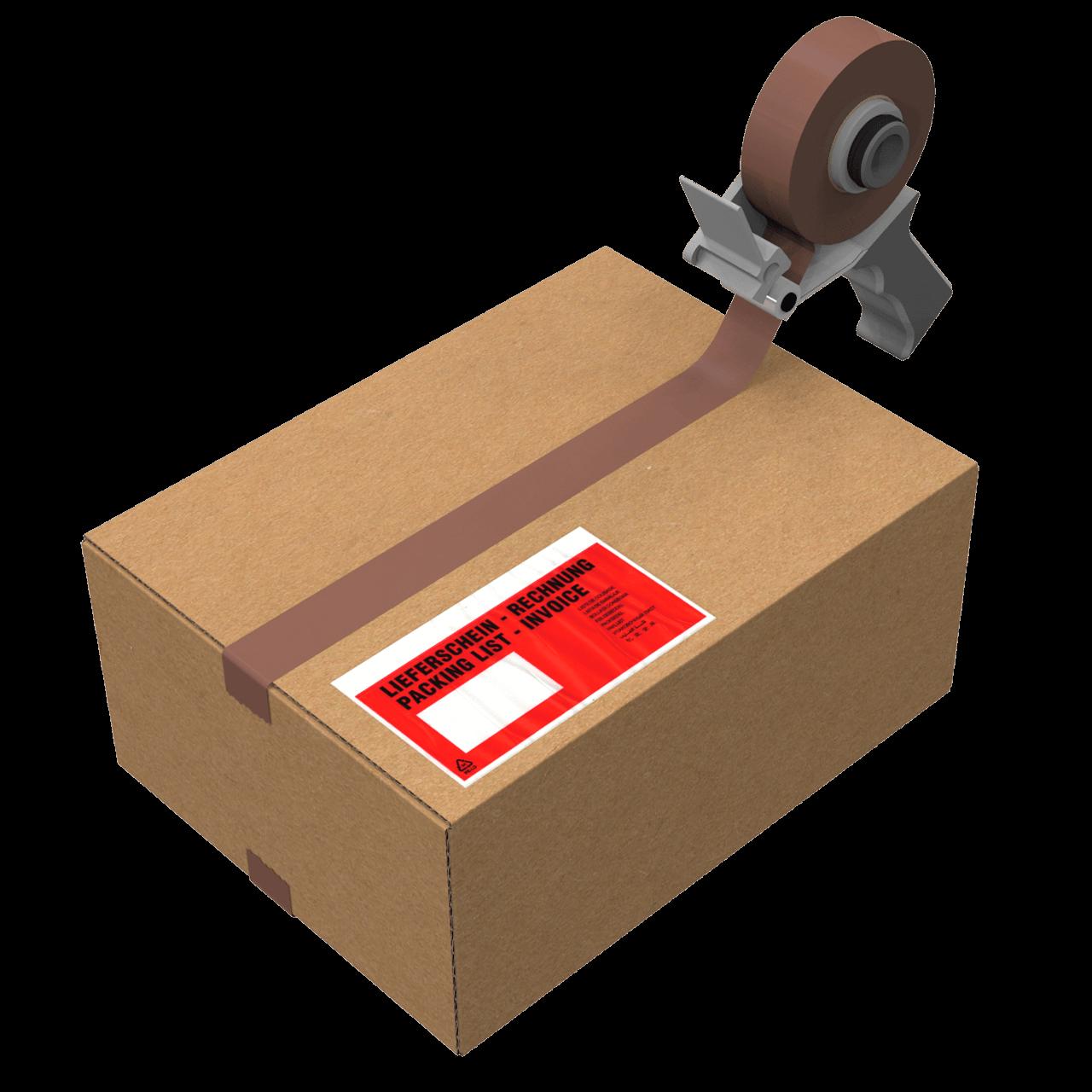 Post- und Paketversand
