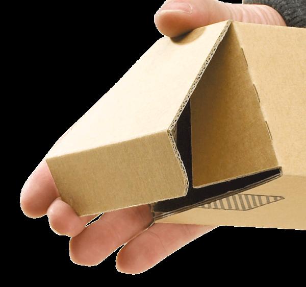 """Trapez-Versandverpackung """"M-Premium Extra"""""""
