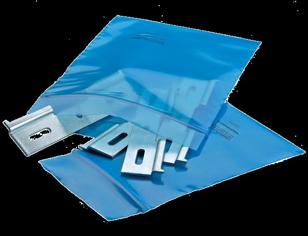 BRANOfol® Korrosionsschutz-Druckverschlussbeutel
