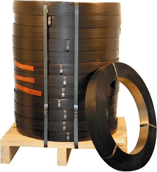 Verpackungs-Stahlband