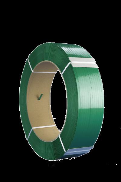 Umreifungsband aus PET grün