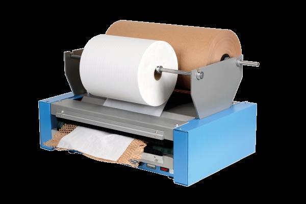 Geami WrapPak® HV Papierpolstersystem